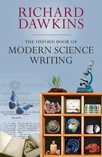 The Oxford Book of Modern Science Writing Oxford Landmark Science