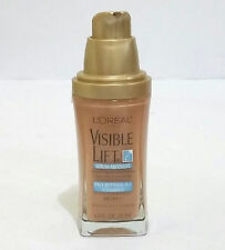 ★ LOREAL Visible Lift Serum Absolute Age Reversing Makeup SPF17 SAND BEIGE