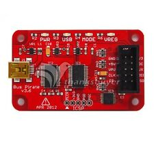 Bus Pirate V3.6 Universal Serial Interface Module USB 3.3-5V for Arduino DIY