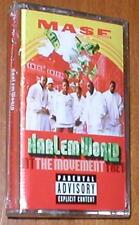 Harlem World ~ The Movement - New Cassette with 18 Tracks - Explicit Content