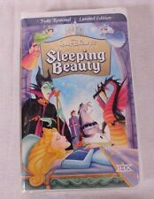 Sleeping Beauty VHS Limited Edition Fully Restored New & Sealed 9511