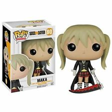 "FUNKO POP 2016 ANIMATION SOUL EATER MAKA #80 Vinyl 3 3/4"" Figure IN STOCK"