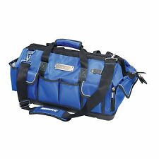 Kincrome WIDE MOUTH TOOL BAG Heavy Duty 20 Pockets & Shoulder Strap AUS Brand