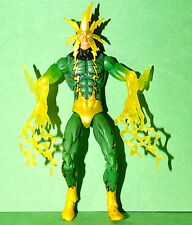 MARVEL UNIVERSE ELECTRO VARIANT CLEAR HANDS LOOSE COMPLETE