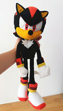 """New Sonic The Hedgehog Shadow Great Eastern Large 17"""" Stuffed Plush Toy Doll"""
