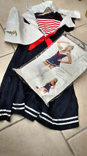Leg Avenue 2 pc Sailor Cadet Costume