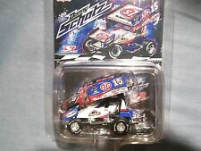 2014 DONNY SCHATZ STP ARMOR ALL STEWART 1:64 WORLD OF OUTLAWS SPRINT CAR R&R GMP