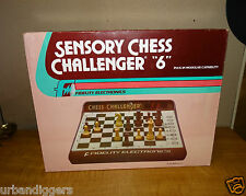 17696 NOS Fidelity Electronic Chess Challenger Game Computer in Box modular plug