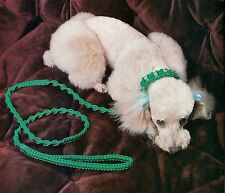 Rare Dog Leash & Collar Patterns - Craft Book: #905 Macrame for Ages 8 and Up 2