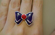 Sailor moon Sailor Mar bow Ring