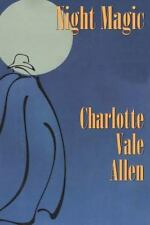 Night Magic by Charlotte Vale-Allen (1989, hardcover with jacket) NEW