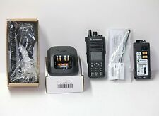 NEW OLD STOCK MOTOROLA MOTOTRBO UHF 403-520 MHz XPR 7550 DMR Color Display RADIO