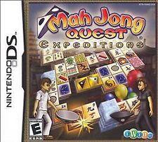 Mahjong Quest: Expeditions (Nintendo DS, 2007)