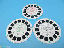 View-Master 36334, Pooh's High Flying Adventure, 3 Reel Set