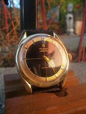 VINTAGE,UNIVERSAL GENEVE POLEROTOR,AUTOMATIC WATCH,17 JEWEL,RARE,AND  XLNT COND.
