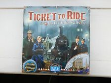 Ticket To Ride Board Game Map Collection: Volume 5 - United Kingdom And Pennsylv