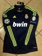 Spain Real Madrid Formotion Benzema France Shirt Player Issue Jersey MatchUnworn