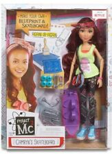 Project Mc2 Camryn Coyle Skateboard Doll with Experiment