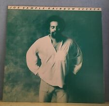 JOE SAMPLE Rainbow Seeker 1978 UK  Vinyl LP Excellent Condition original
