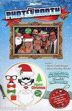 Festa di Natale Photo Booth 12 Selfie sostegni per festosa telefono foto 329002