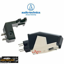 CELLA + PUNTINA DIAMANTE AUDIO TECHNICA AT 300 P + ADATTATORE ATTACCO T4P / 1/2