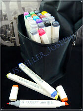 Markers TOUCH LIIT Gen 6 rival Copic design custom 24 color alcohol pen set