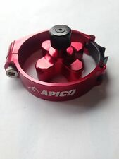 HONDA  CRF250 R  CRF 250 R  2004-2016  APICO LAUNCH CONTROL HOLESHOT DEVICE RED