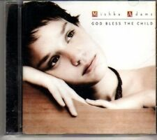 (DH172) Mishka Adams, God Bless The Child - 2005 DJ CD