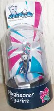 London 2012 Olympics Official Mascot Flagbearer Figurine by Hornby - Mandeville