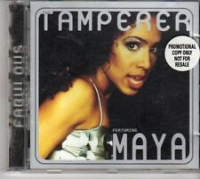 (DM217) Tamperer ft Maya, Fabulous - 1998 CD