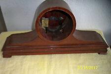 VINTAGE EKETER Wood Case Mantle Shelf Clock Case Only