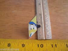 Donald Duck and friends mad puzzle piece angled Tangram Disney Pin