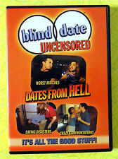 Blind Date: Uncensored Dates From Hell ~ DVD Video ~ Funny Dating TV Show