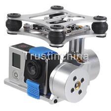 DJI Phantom Brushless Gimbal Camera Mount 2 Motors + Controller Gopro 3