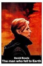 David Bowie Horror Movie Art Poster 1976 The Man Who Fell to Earth Decor 172603