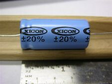5 Xicon XAL50V2200-RC 2200uF 50V 20% Axial Electrolytic Capacitors