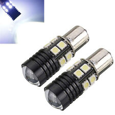 2x No Error Canbus CREE White 1156 LED Backup Reverse Light Bulb BA15S 7506 P21W