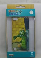 Where's My Water? Swampy Hard Shell Satin Finish Case iPod Touch 5th Gen *New