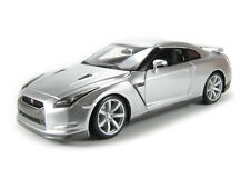 NISSAN GT-R 2009 1:18 Scale Diecast Car Model Die Cast Cars Models Miniature