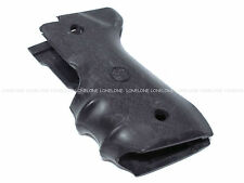 China Made Airsoft PVC Rubber Plastic Panel Grip Cover For M9/M92 - Black #06