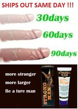 3X Developpe Sex Penis Enlargement Cream, Growth Thickening Lubricant Strong Man