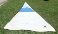 "Nacra 5.0 Jib Sail   Luff=15'-11""  Foot=5'-11   Catamaran Sailboat"