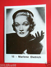 figurines actor stickers akteur figurine i divi di hollywood 15 marlene dietrich