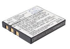 Li-ion Batería Para Kodak Easyshare C763 Klic-7005 New Premium calidad