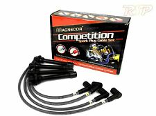 Magnecor 7mm Ignition HT Leads/wire/cable BMW 325i 2.5i (E30) Motronic 1985-93.