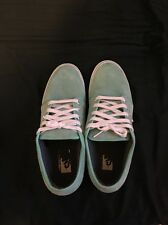 Vans Chukka Low Men US 13 Blue Shoes