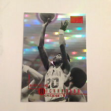 MICHAEL RAY RICHARDSON #93 2013/14 Fleer Retro SkyBox Premium Star Ruby Red /150