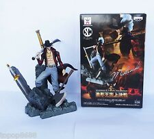 #SB4 ~ One Piece Hawk Eye Dracule Mihawk Figure Statue 5""