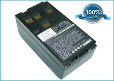 Battery for Leica GS50 GPS TCR407 GEB122 GEB121 TCR405 TC803 SR500 TPS700 TPS800