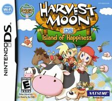 Harvest Moon: Island of Happiness [Nintendo DS DSi NDS, Adventure Village] NEW
